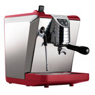 Nuova Simonelli MOP1400104-RED Oscar II Red Professional Espresso Machine - Pourover, 110V