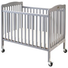 L.A. Baby CW-883A The Little Wood Crib 24