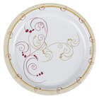 Dart Solo MP6-J8001 Symphony 6 inch Medium Weight Paper Plate - 125/Pack