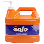GOJO® 0955-02 1 Gallon Natural Orange Pumice Hand Cleaner