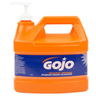 GOJO® 0955-04 1 Gallon Natural Orange Pumice Hand Cleaner