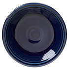 Homer Laughlin 464105 Fiesta Cobalt Blue 7 1/4 inch Salad Plate - 12/Case