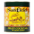 #10 Can Fruit Cocktail in Light Syrup - 6/Case