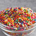 25 lb. Rainbow Sprinkles