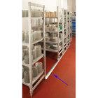 Cambro CSMHDTK145000 Camshelving® Premium CSMHDTK145000 14 1/2' Aluminum Track Kit