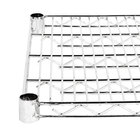 Regency 18 inch x 48 inch NSF Stainless Steel Wire Shelf