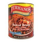Furmano's #10 Can Baked Beans   - 6/Case