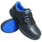 Genuine Grip 5020 Men's Size 7 Medium Width Black Composite Toe Athletic Non Slip Shoe