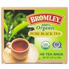 Bromley Organic Black Tea Bags   - 48/Box
