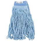 Rubbermaid FGE23800BL00 Blue Blend Mop Head with Universal Headband