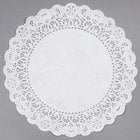 Normandy 18 inch Lace Doilies - 250/Case