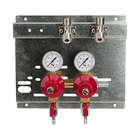 Micro Matic 8221 Double Gauge (60 PSI) Secondary CO2 Regulator Panel