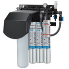 Everpure EV9437-32 Endurance High Flow Quad Water Filtration System with Pre-Filter and Scale Reduction - .2 Micron and 15 GPM