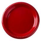 Dart Solo P65R-0099 6 inch Red Plastic Plate 1000/Case