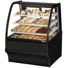 Full Service / Rear Access Dry Bakery Cases