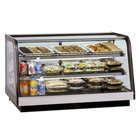 Federal Industries CRB3628 Signature Series 36 inch Refrigerated Drop In Countertop Display Cabinet - 9.25 Cu. Ft.