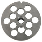 Globe CP12-22 1/2 inch Chopper Plate for #22 Meat Grinder Assemblies