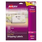 Avery 15664 Easy Peel 3 1/3