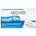 Medi-First Extra Large Antiseptic Wipes - 20/Box