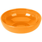 Homer Laughlin 1472325 Fiesta Tangerine 96 oz. Extra Large Bistro Bowl - 4/Case