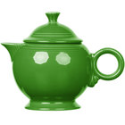 Homer Laughlin 496324 Fiesta Shamrock 44 oz. Covered Teapot - 4/Case