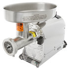 Weston 10-2201-W #22 Pro Series Electric Meat Grinder - 120V - 1 1/2 hp