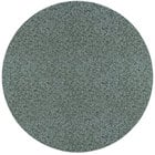 Grosfillex 99832025 X1 30 inch Round Granite Green Outdoor Molded Melamine Table Top