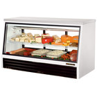 True TSID-72-3-L Low Height Three Door Refrigerated Deli Case
