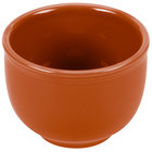 Homer Laughlin 098334 Fiesta Paprika 18 oz. Jumbo Bowl - 12 / Case