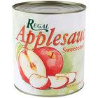 Regal Sweetened Applesauce - #10 Can