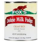 Fox's #10 Can Hot Fudge Ice Cream Topping