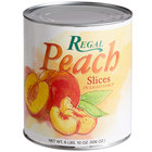 Regal Sliced Peaches in Light Syrup - #10 Can