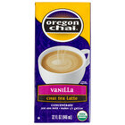 Vanilla Oregon Chai Tea Latte Concentrate - 32 oz.