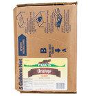 Fox's 5 Gallon Bag In Box Orange Beverage / Soda Syrup