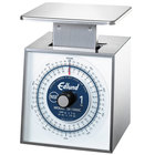 Edlund SR-1000C Premier Series 34 oz. / 1000 g Mechanical Portion Scale with 6 inch x 6 3/4 inch Platform