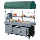 Vending Carts, Vending Kiosks, and Accessories