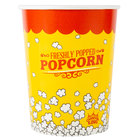Carnival King 32 oz. Popcorn Cup - 50/Pack