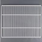 True 909159 White Coated Wire Shelf - 22 5/16