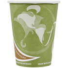 Green Recycled Paper Hot Cups
