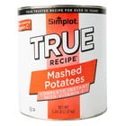 Simplot #10 Can Instant Mashed Potatoes - 6/Case