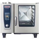 Rational SelfCookingCenter 5 Senses Model 61 B618106.12 Single Electric Combi Oven - 208/240V, 3 Phase, 11.1 kW