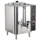 Cecilware CME15EN 15 Gallon Hot Water Boiler with Chinese Labeling - 240V, 3 Phase