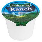 Hidden Valley 2 oz. Original Ranch Dressing Cup - 96/Case