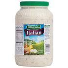 Hidden Valley 1 Gallon Country Creamy Italian Dressing   - 4/Case
