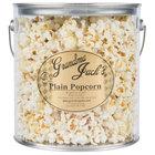 Grandma Jack's 1 Gallon Gourmet Plain Popcorn