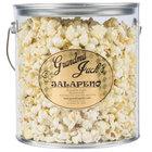 Grandma Jack's 1 Gallon Gourmet Jalapeno Popcorn