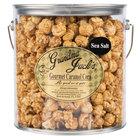 Grandma Jack's 1 Gallon Gourmet Salted Caramel Popcorn