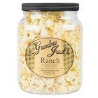 Grandma Jack's 64 oz. Gourmet Ranch Popcorn