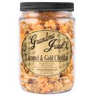 Grandma Jack's 32 oz. Gourmet Caramel and Gold Cheddar Popcorn