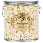 Grandma Jack's 1 Gallon Gourmet Salted Popcorn